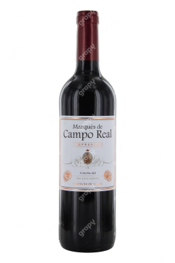 marques de campo real tempranillo